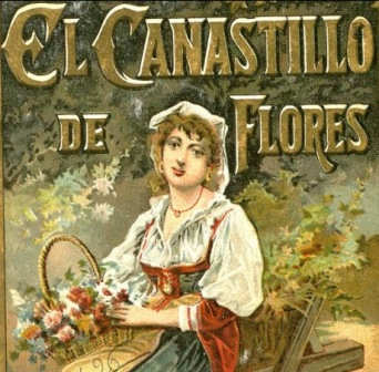 El canastillo de flores, BNE