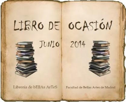 Libros de ocasión BBAA UCM