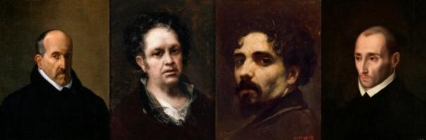 Retratos, Museo del Prado