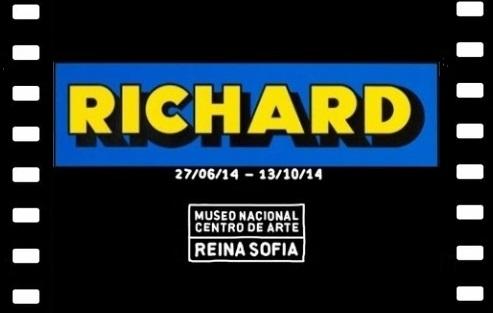 Richard Hamilton- Museo Reina Sofía, actividades -cine
