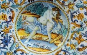 Cerámica italiana. Manuel Casamar. Museo Nacional de Artes Decorativas p