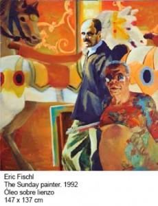 FISCHL, Colección Soledad Lorenzo depósito Museo Reina Sofía