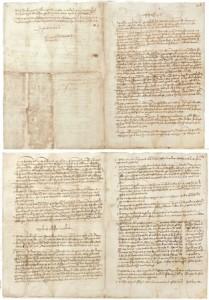 Juan Sebastián Elcano, Archivo General de Indias, Adquisición Estado julio 2014