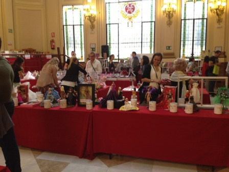 Sala de ventas Convención Nacional de Coleccionistas de Barbie 2
