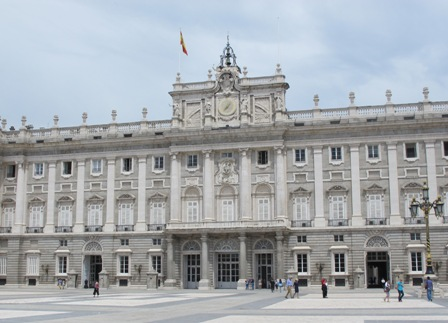 Palacio Real. LOGOPRESS