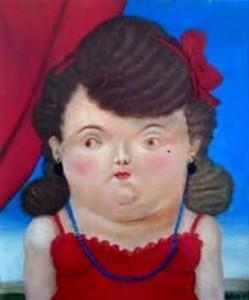 La Putica, Fernando Botero, cuadro robado, recuperado Policía Nacional
