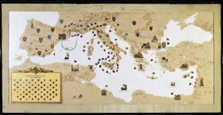 Mapa consular de la ciutat de Barcelona