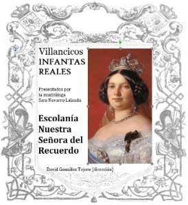 Concierto Villancicos Infantas Reales, Escolanía Nuestra Señora del Recuerdo