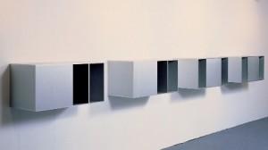 Donald Judd, CA2M, Colección IFEMA- Fundación ARCO