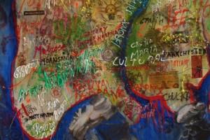 Elisa Merino, Bronx hip hop Cartography