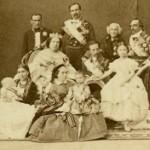 Jean Laurent, Familia real, Museo del Romanticismo