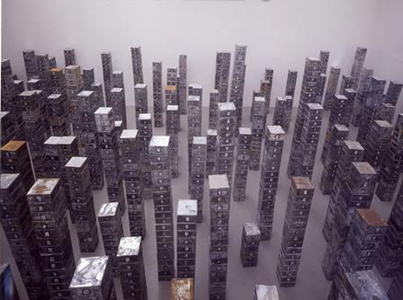 Le Reserve des Suisses Morts, 1991. Col. del IVAM