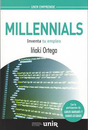 Millennials. Inventa tu empleo