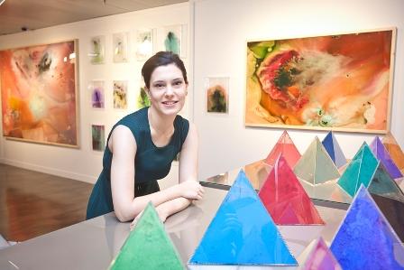 Cristina Gamón, Espacio de las Artes del Corte Inglés