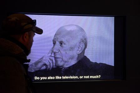 Exposición Picasso TV 2