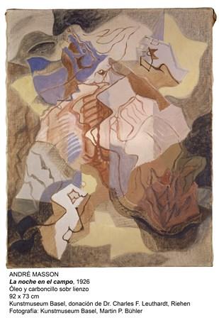 92 x 73 cm; Öl und Kohle auf Leinwand; Inv. G 1980.44