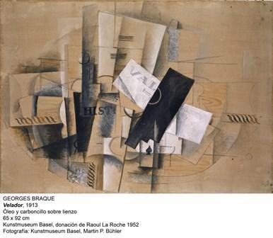 65 x 92 cm; Öl und Kohle auf Leinwand; Inv. 2287
