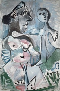 195 x 130 cm; Öl auf Leinwand; Inv. G 1967.12