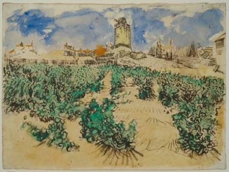 Vicent Van Gogh.