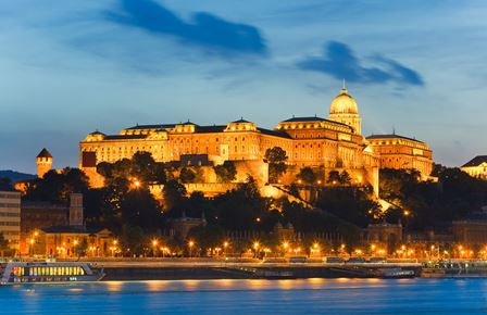 Budapest-Royal-Palace