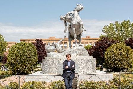 Ciudad-Universitaria, Carlos Andradas rector 2015