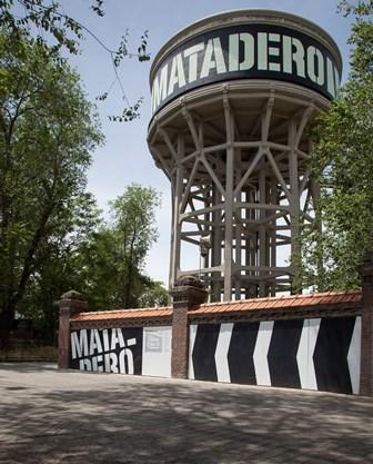 Matadero Madrid entrada Matadero  Legazpi