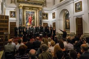 Michael Noone-ensemble Plus Ultra-Schola Antiqua EL GRECO 2015