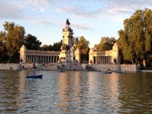 Parque del Retiro LOGOPRESS P