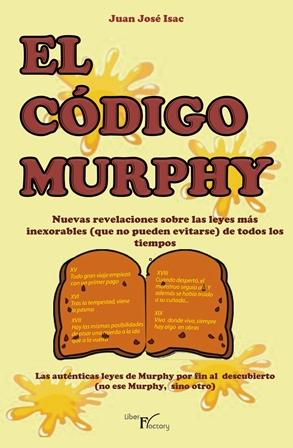 Portada de El Código Murphy