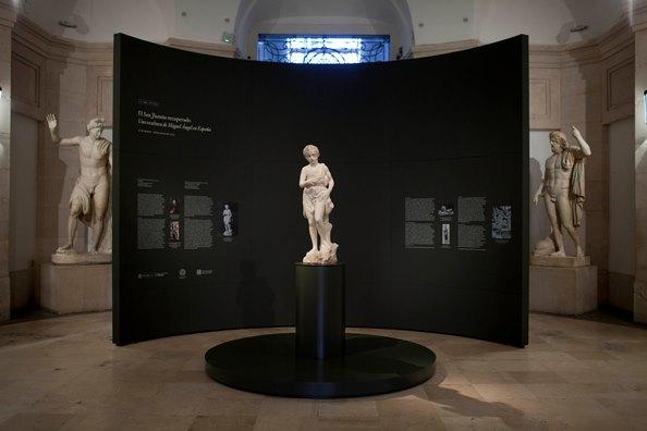 San Juanito de Miguel Ángel, Museo del Prado 2