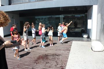 Verano niños taller CA2M