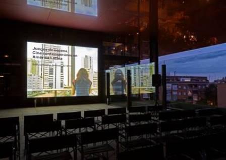 Las Terrazas Del Reina Sofía Se Abren Al Cine
