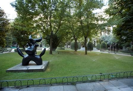 Jardines Y Terrazas Del Museo Reina Sofía Revista De Arte