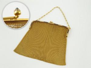 72 - Bolso oro,Chanel, Sala Retiro
