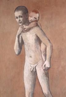 141.4 x 97.1 cm; Öl auf Leinwand; Inv. G 1967.8