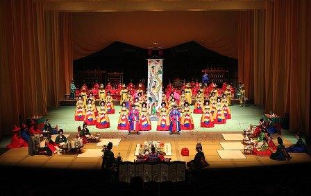 danza-corea-Centro Cultural Coreano