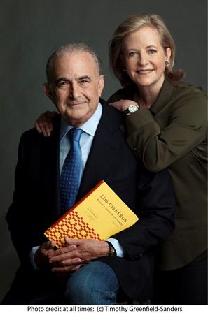 Gustavos Cisneros y Patricia Phelps Cisneros