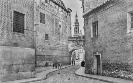 Zaragoza 1930. La ciudad en la fotografía de Loty\' - Revista de Arte ...
