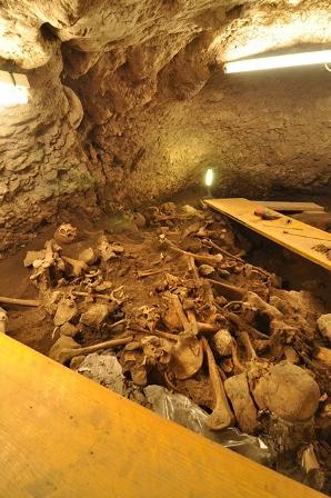cueva Atapuerca