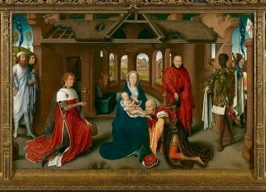 Modest Mussorgsky, Museo del Prado