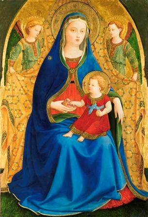 1.Virgen de la granada