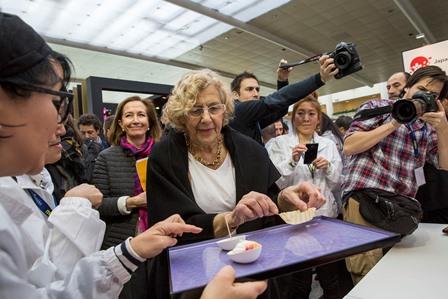 Madrid Fusión epicentro de la alta gastronomía mundial