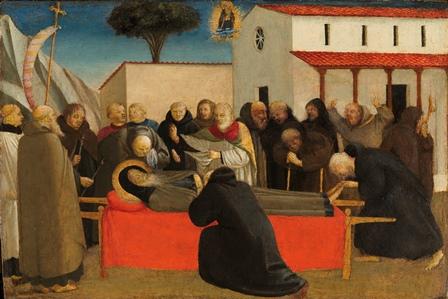 2.Funeral de San Antonio Abad