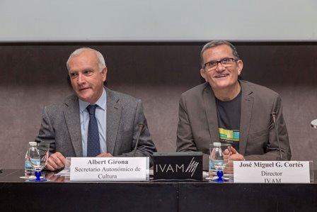 Albert Girona y José Miguel G Cortés