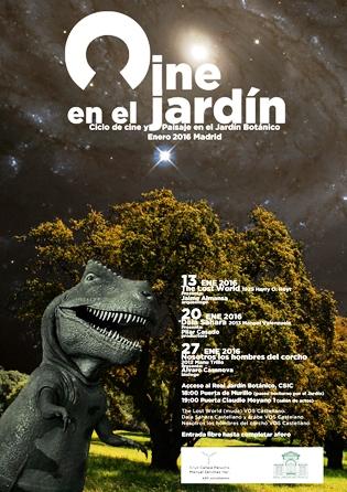 Cine y paseo nocturno en el real jard n bot nico revista for Jardin botanico nocturno 2016
