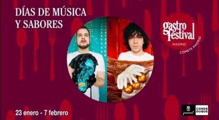 El Centro Cultural Conde Duque protagoniza el menú cultural del Gastrofestival
