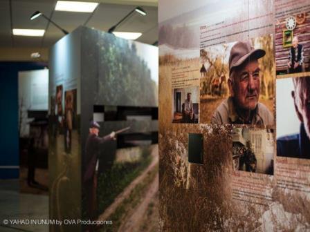 Homenaje en el Senado a las víctimas del Holocausto y exposición en el Centro Sefarad Israel