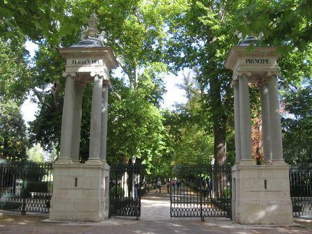Apertura total de los Jardines del Real Sitio de Aranjuez el 30 de enero