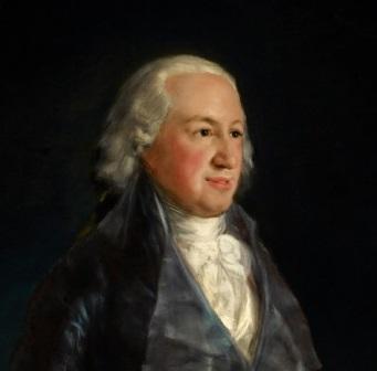 Detalle obra invitada don Pedro de Alcantara...F.Goya