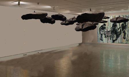 Instalación Elisa Merino